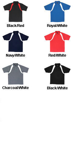 Reebok Athletic Polo - All Colors
