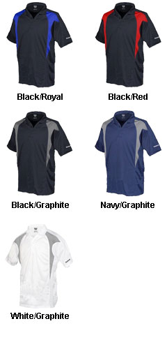 Reebok PLAYDRY® Prism Polo - All Colors