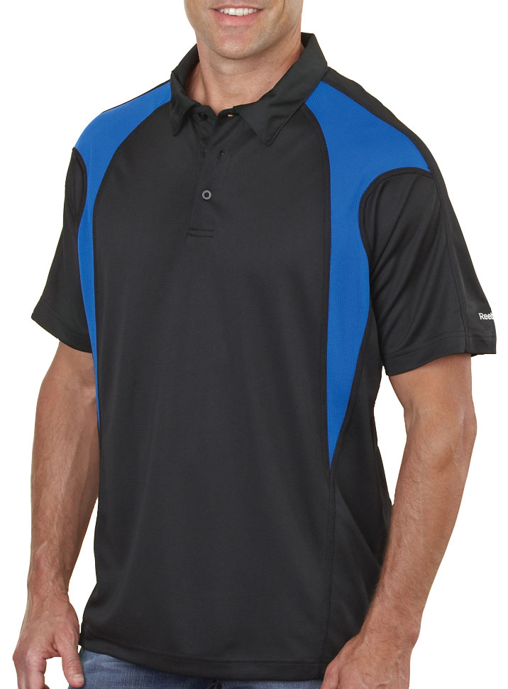 Reebok PLAYDRY® Prism Polo