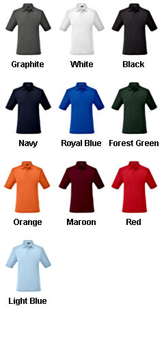Reebok Mens X-Treme PLAYDRY™ Performance Polo - All Colors