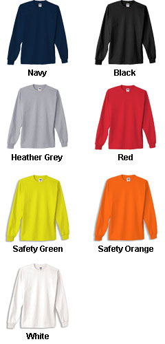American Long Sleeve Classic Tee - All Colors