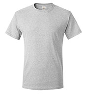 Custom Hanes Mens 6 oz Authentic-T T-Shirt