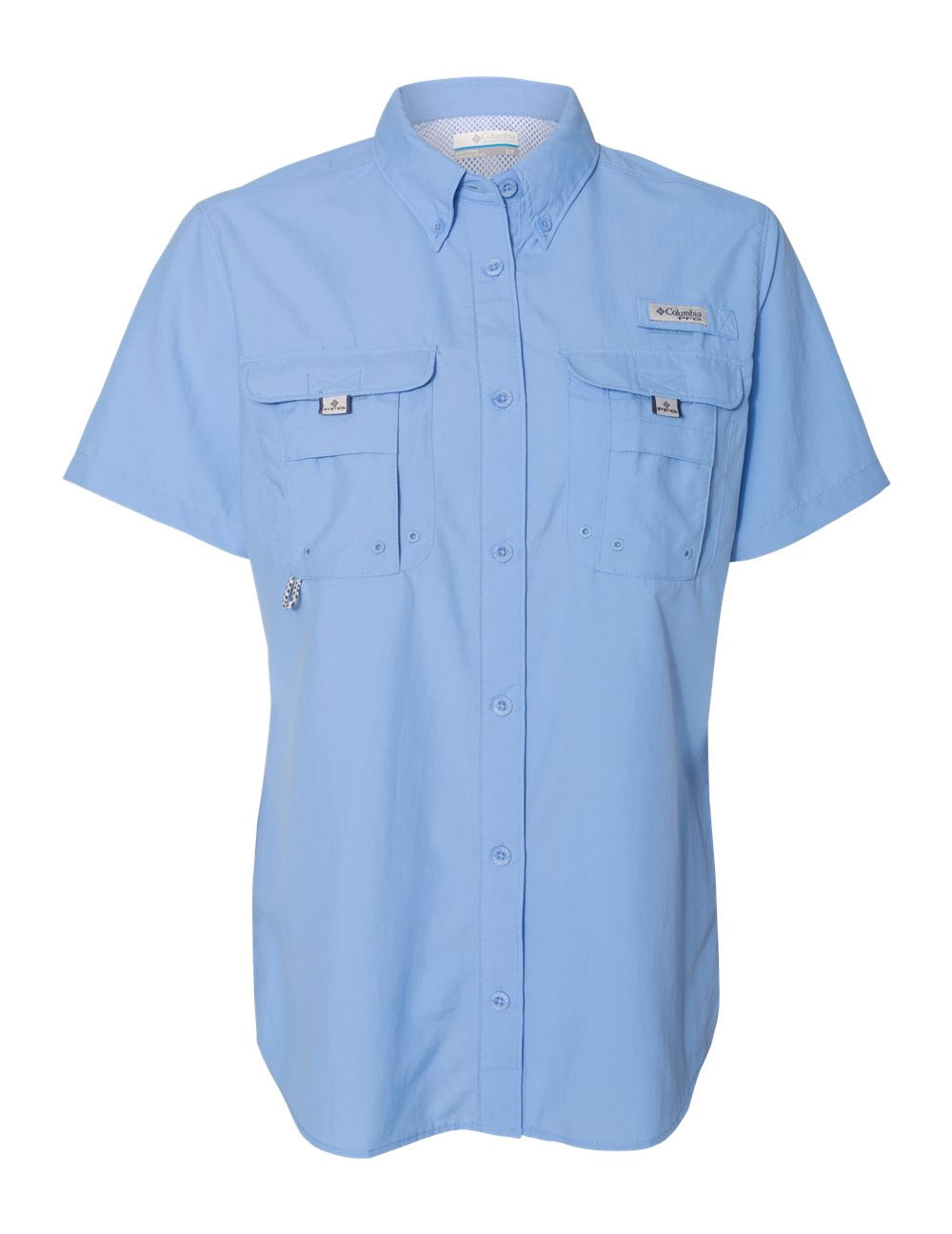 Columbia Womens Bahama Short Sleeve Fishing Shirt