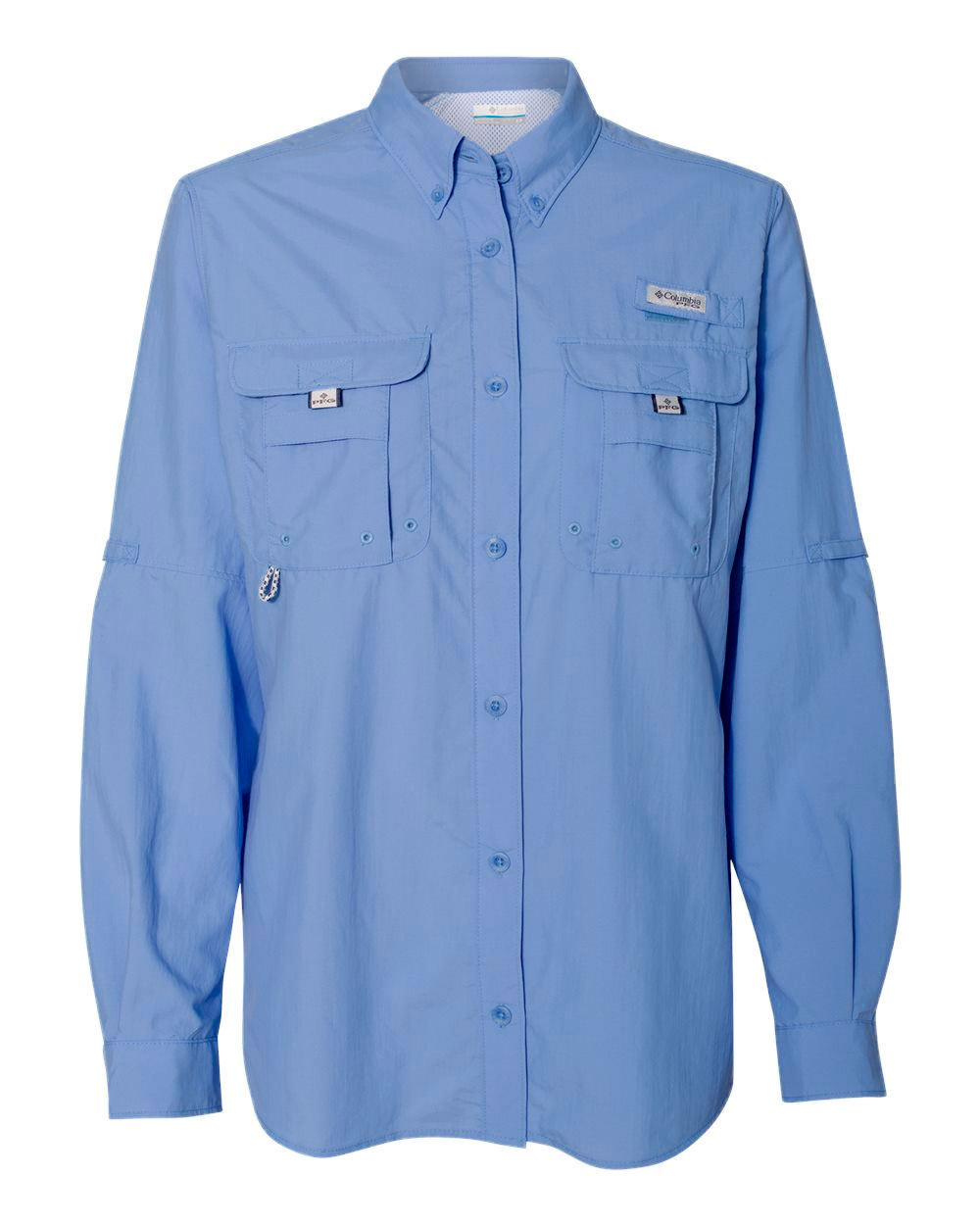 Columbia Womens Bahama II Long Sleeve Fishing Shirt