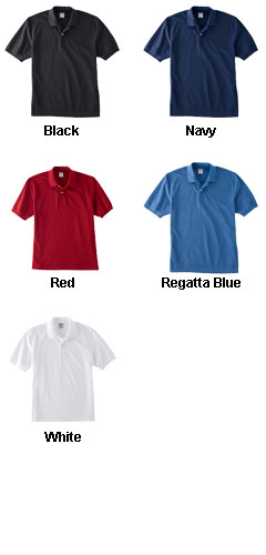 Brooks Brothers Mens Short Sleeve Pique Polo - All Colors