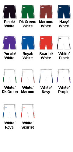 Fury Game Lacrosse Shorts by Brine - All Colors