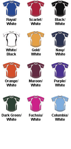 Adult Header Soccer Jersey from Teamwork - All Colors