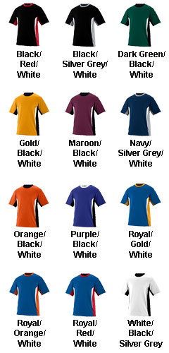 Adult Surge Soccer Jersey - All Colors