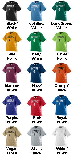 Youth Striker Soccer Jersey - All Colors