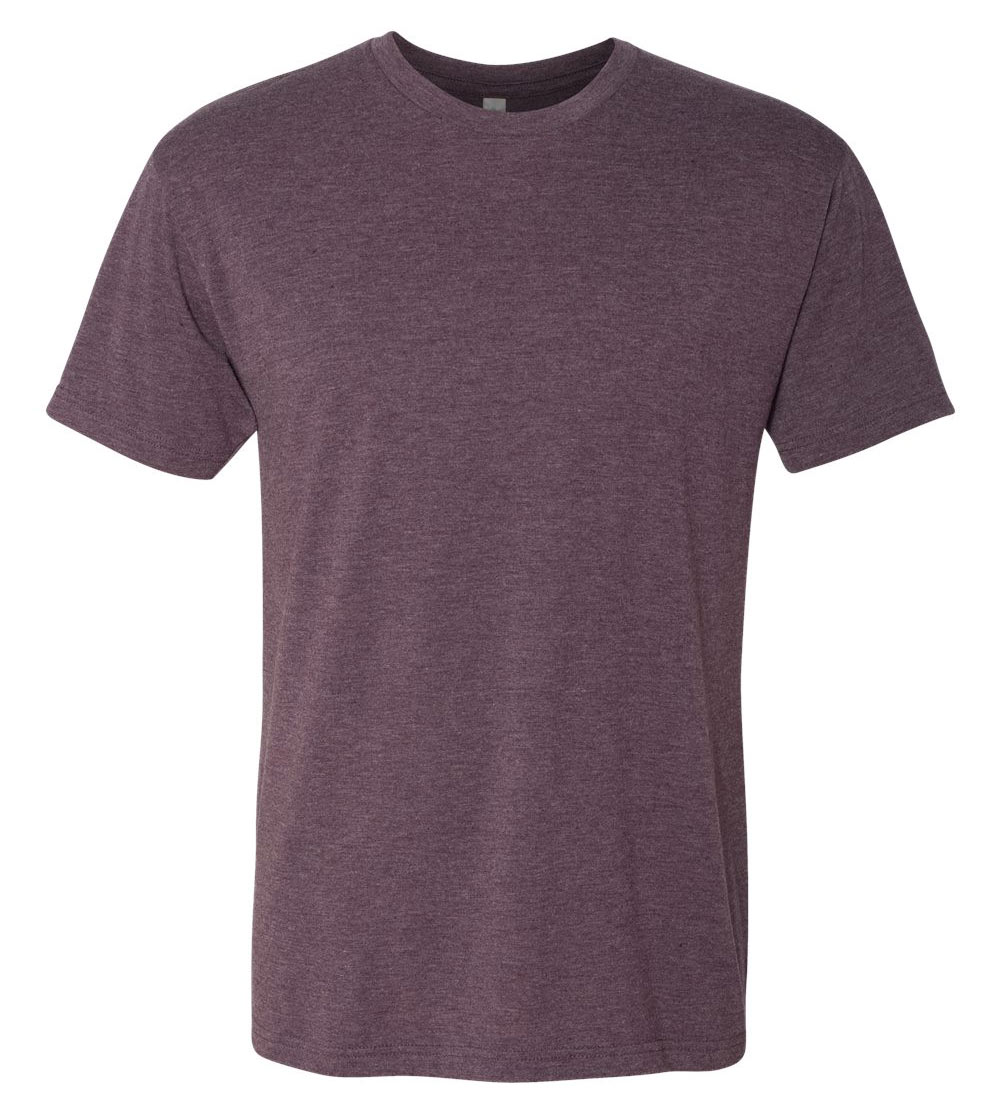 4750d7fc53ad4 Next Level Mens Tri-Blend Crew Neck Tee - Design Online or Buy It Blank