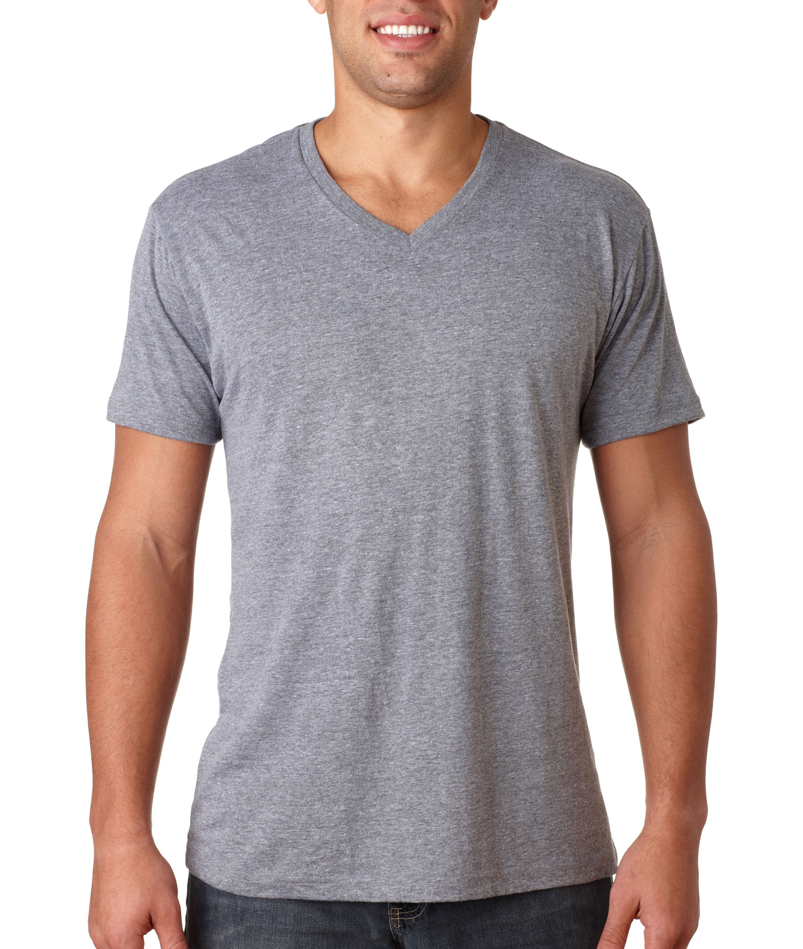 Next Level Tri-Blend V-Neck