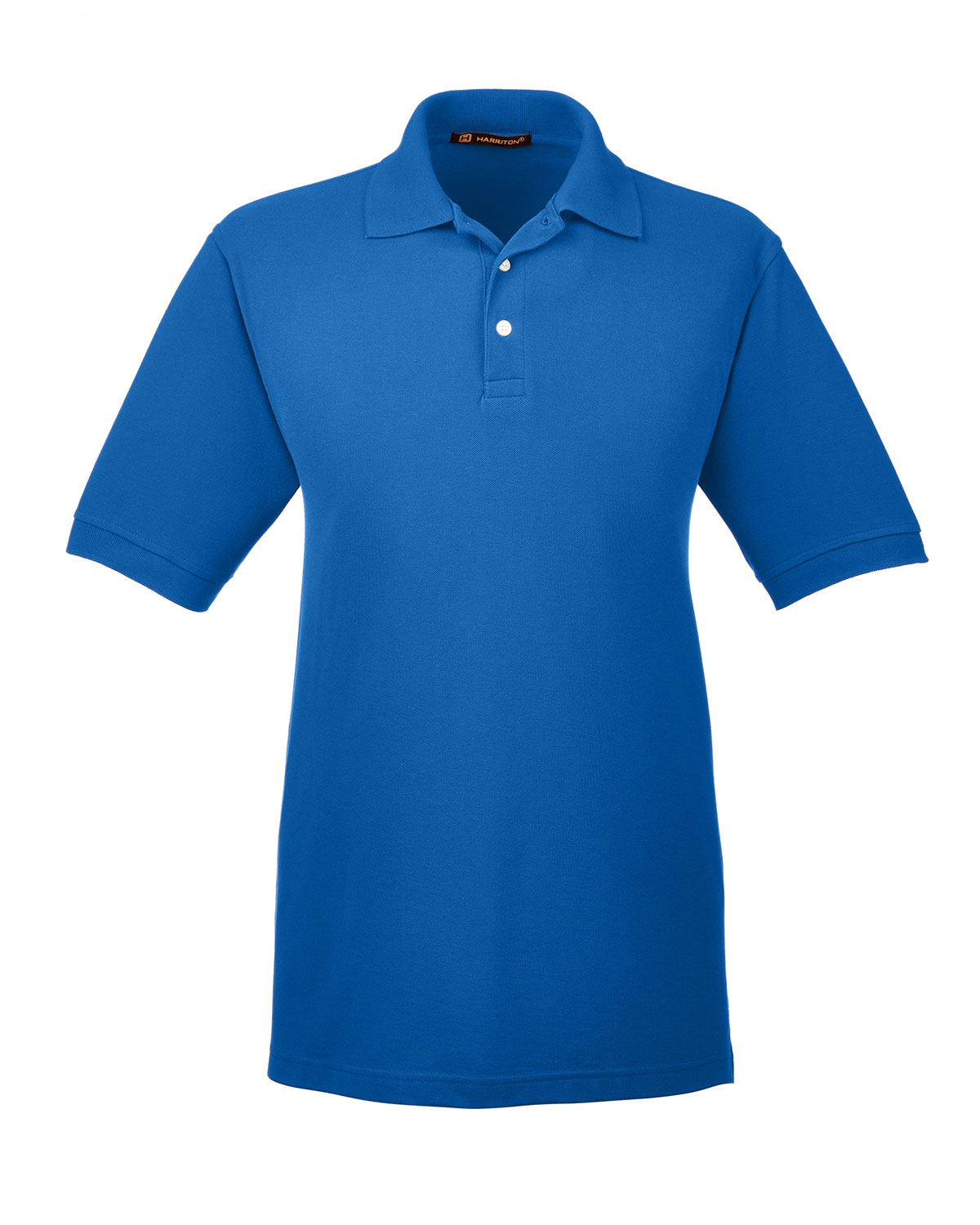 Harriton Mens 5.6 oz. Easy Blend™ Polo Shirt