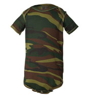 Custom Code V Infant Camouflage Creeper