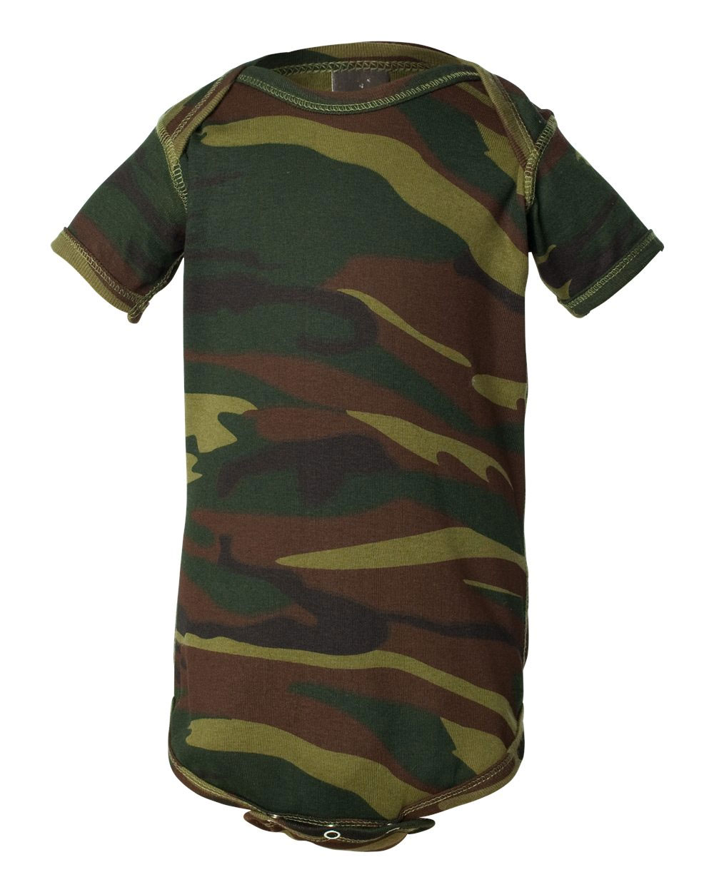 Code V Infant Camouflage Creeper