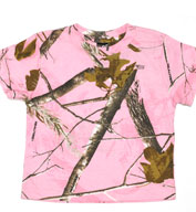 RealTree Toddler Camouflage Short Sleeve T-shirt by Code V