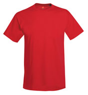 Custom Mens Hanes  ComfortSoft® Cotton T-Shirt