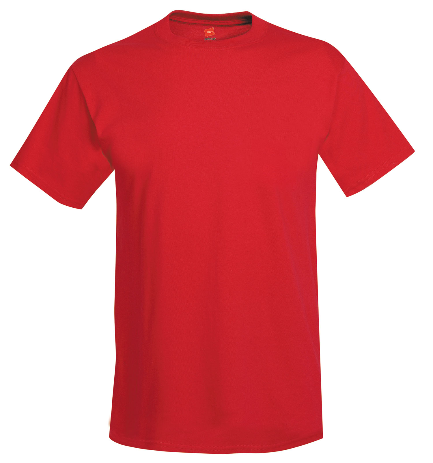 Hanes Adult ComfortSoft® Cotton T-Shirt