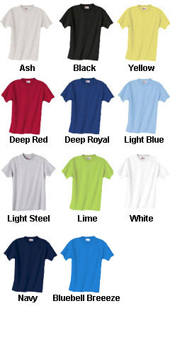 Youth Hanes ComfortSoft® Cotton - All Colors