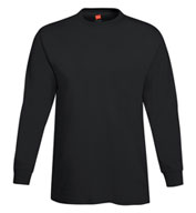 Custom Hanes Mens ComfortSoft®  Long Sleeve T-Shirt