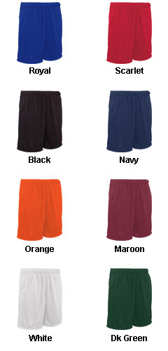 Youth  Trainer Coaches Short - All Colors
