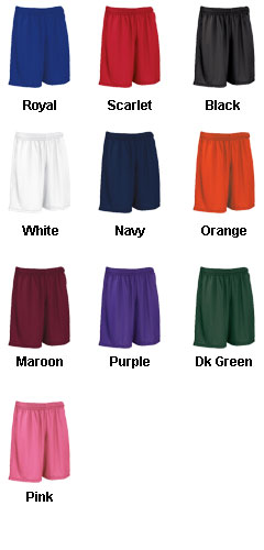 Youth Swish 9 Inch Basketball Short - All Colors