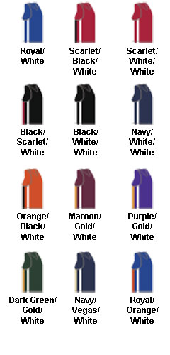 Youth Helix Basketball Jersey - All Colors