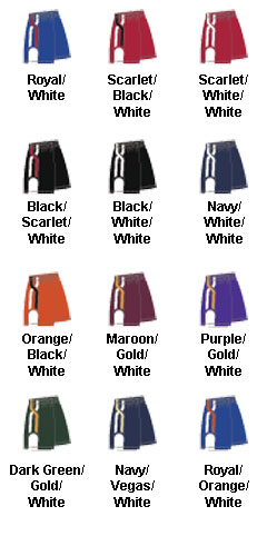 Adult Helix 9 Inch Basketball Short - All Colors