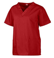 Dickies Medical Ladies V-Neck Scrub Top - In 8 Colors