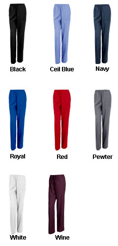 Ladies Cargo Scrub Bottom by Dickies Medical Apparel - All Colors