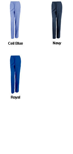 Petite Unisex Scrub Pant by Dickies Medical Uniforms - All Colors