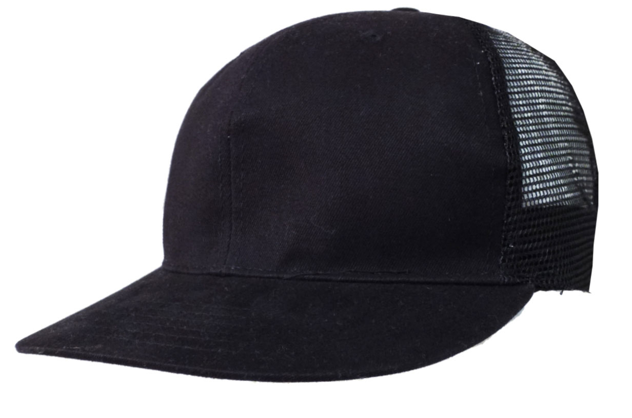 Snap-Back Trucker Cap