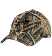 Custom Apollo Mossy Oak Camouflage Cap