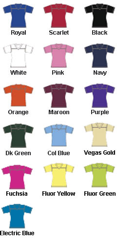Youth Girls Overtime Football Fan Jersey - All Colors