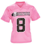 JUNIOR Sized Overtime Football Fan Jersey