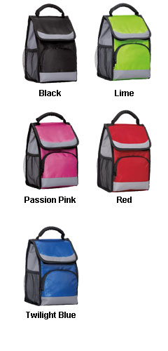 Flap Lunch Cooler Bag - All Colors