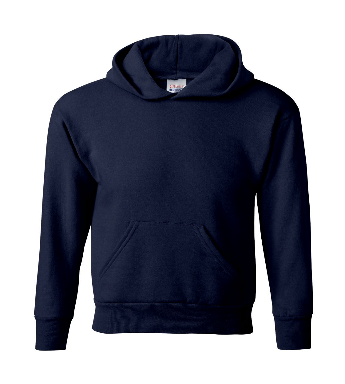 Hanes ComfortBlend® EcoSmart® Youth Hooded Sweatshirt
