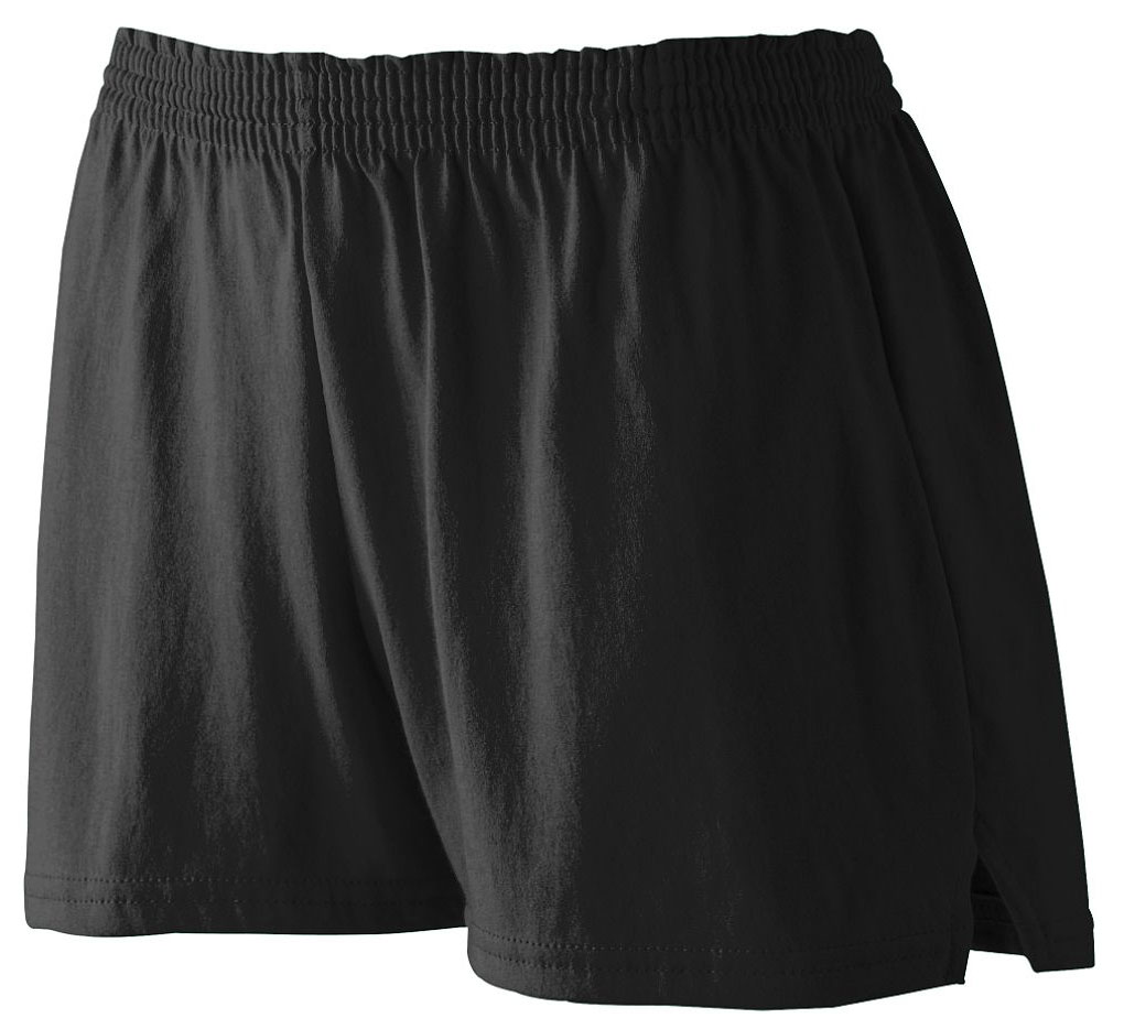 Youth Girls Trim Fit Jersey Short