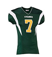 Custom Teamwork Youth Double Coverage Football Jersey