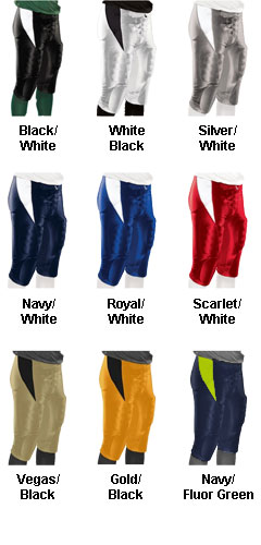 Teamwork Adult End Around Integrated Football Pant - All Colors