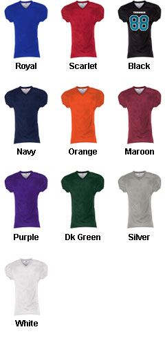 Teamwork Youth First Down Game Jersey - All Colors