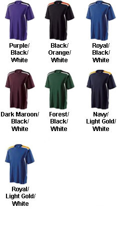 Adult Exult Dry Performance T-Shirt - All Colors