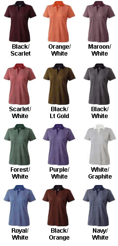 Ladies Helix Polo by Holloway USA - All Colors