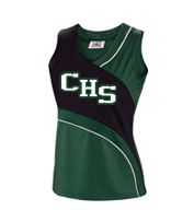 Custom Teamwork Youth Girls Aerial Cheer Shell