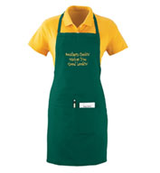 Custom Waiter Apron With Pockets