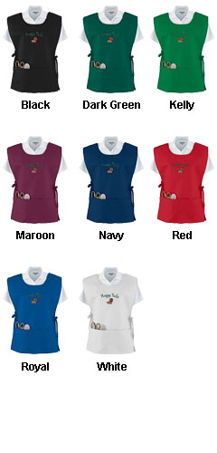 Adult Smock Apron - All Colors