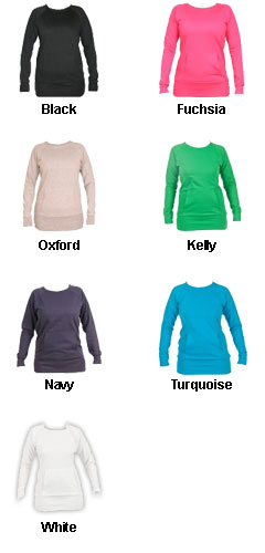 Junior First Crush Crewneck Sweatshirt - All Colors