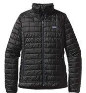 Custom Womens Nano Puff® Jacket by Patagonia
