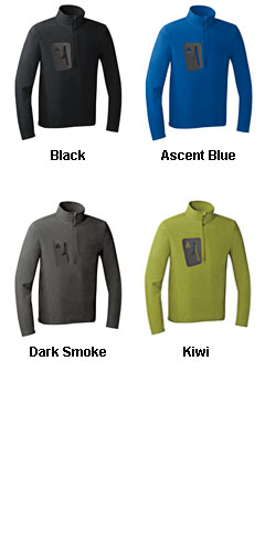 First Ascent® Cloud Layer® 1/4 Zip Pullover - All Colors