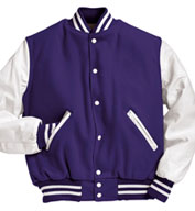 Custom Varsity Jacket by Holloway Mens