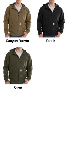 QuickDuck™ Jefferson Active Jac from Carhartt - All Colors